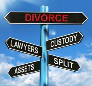 the divorce process
